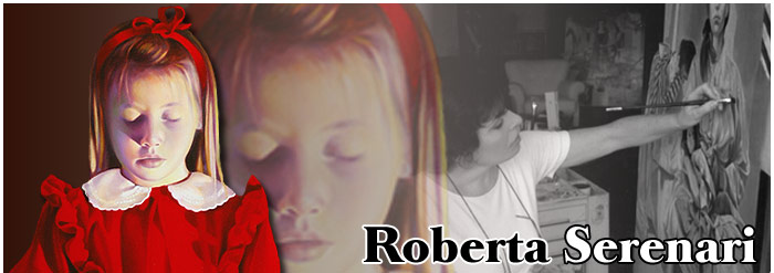 Roberta Serenari Official Web Site - Pittrice - Quadri d'Autore